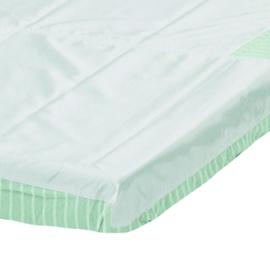 Basis glijlaken voor het draaien en positioneren in bed, SatinSheet 2D Fit basislaken, Maxi 2D - ALMIM4112S