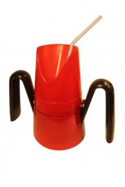 Drinkbeker RiJe Cup - speciaal voor ernstige slikproblemen (dysfagie en motorische stoornissen)