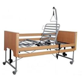 Hoog-laag bed, zorgbed met huiselijke afwerking, 90 x 200 cm - Ecofit S Plus