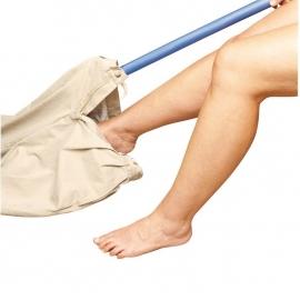 Schoenlepel en aankleedstok