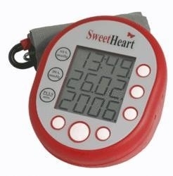 Nederlandssprekende bloeddrukmeter - Sweetheart bloeddrukmeter