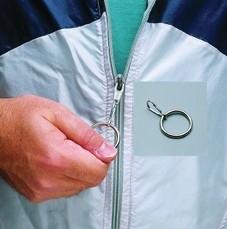 Ritssluiting opener/sluiter, ritsring - PR55049