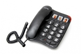 Telefoon met grote toetsen - Topic Big Button - BBTTZ