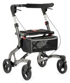 Lichtgewicht rollator voor kleinere mensen, Trollimaster RG70 - Low