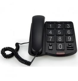 Vaste telefoon voor slechthorenden met instelbaar volume