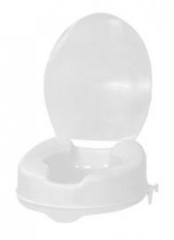 Toiletverhoger van 5 cm met deksel