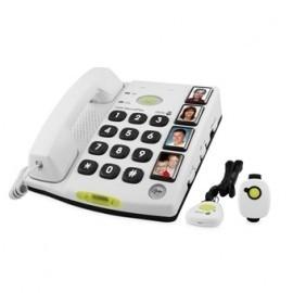 Alarmtelefoon voor slechtzienden, Doro Secure 347 met grote toetsen