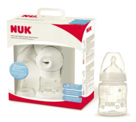 Elektrische borstkolf met borstvoedingsset, NUK