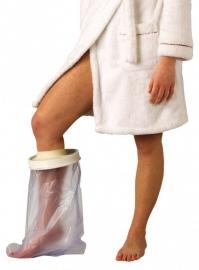 Gipshoes voor half been, hoes voor gips voor onder de douche (volwassenen) (PR45081)