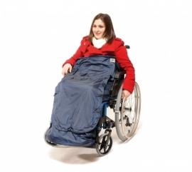 Rolstoel schootskleed - Wheely Cosy Luxe Fleece