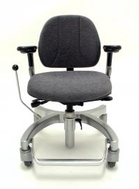 Trippelstoel Hepro standaard (met gasveer en elektrische uitvoering)