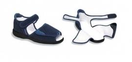 Verbandschoen Pulman New Laurel, schoen voor dikke en opgezwollen voeten