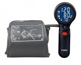Bovenarm bloeddrukmeter met grote cijfers van Fysic - FB-180