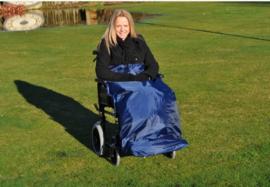 Schootskleed voor de rolstoel ongevoerd, rolstoelkleding - Wheely Apron
