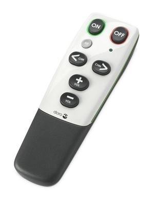 Beste Tv Voor Slechtzienden.Eenvoudige Afstandsbediening Tv Met Grote Knoppen Voor