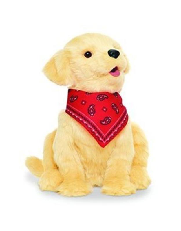 Interactieve robothond, gezelschaps knuffel puppy voor mensen met Alzheimer en dementie