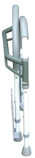 Tas voor opvouwbare toiletsteun (PR50303-B)