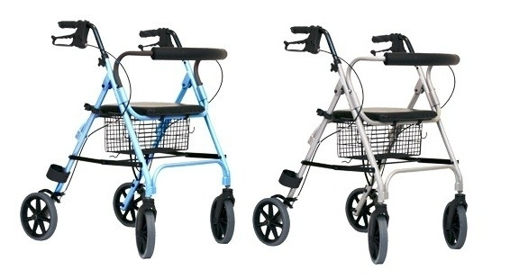 Lichtgewicht rollator - Move Light rollator (goedkoop, kwaliteit en lichtgewicht)