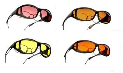 Cocoons zonnebril, overzetbril voor slechtzienden