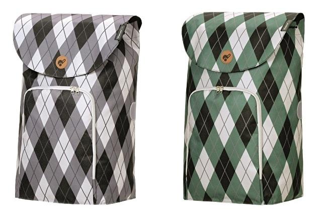Overzichtsfoto Arik tassen voor boodschappenwagen van Andersen 2020