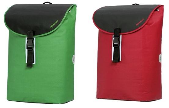 Tas voor boodschappenwagen met luchtbanden