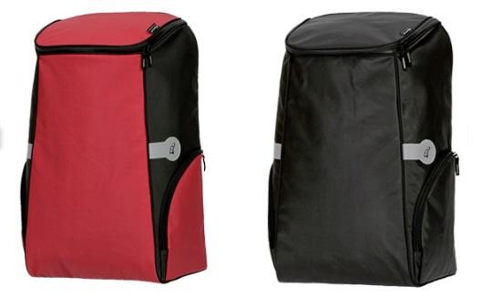 Tas voor boodschappenwagens met luchtbanden