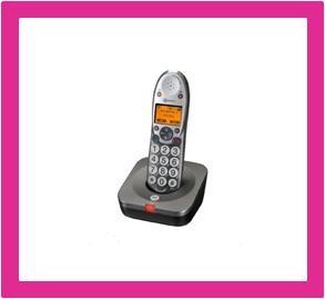 Vaste telefoon voor slechthorenden bij Winkel  met Zorg in Driebergen, Zeist, Utrecht, Wijk bij Duurstede, Amersfoort, Leersum, Bunnik