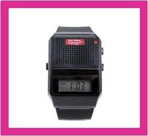 Sprekende horloges voor slechtzienden