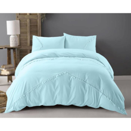 FASHION LACE BABY BLUE Micropercal