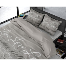 ST FL LOVE AND RELAX TAUPE