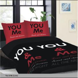 YOU & ME (LOVE) DEKBEDOVERTREK