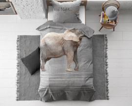 GOODNIGHT ELEPHANT GREY katoen