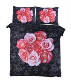 Dekbedovertrek-Bouquet-Flower