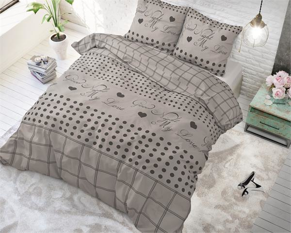Goodnight my Love 2 Grey-taupe
