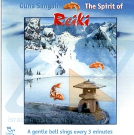 CD  The Spirit of Reiki van Guna Sangah