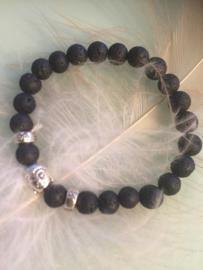 Armband met boeddha