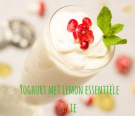 Lemon Yoghurt