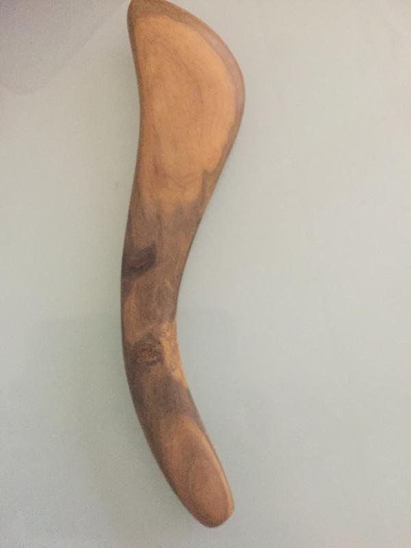 Sandalwood guasha mes groot