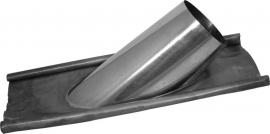 DW/Ø125mm Loden slab 45-60 graden