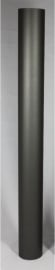 EW/Ø150mm Kachelpijp 100cm zonder verjonging  Kleur: Antraciet #DUN600205