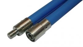 Extra Professionele sets met nylonborstel (Blauw)