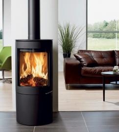 Westfire UniQ 26 (Kleur: Zwart, Vermogen: 4,4kW)