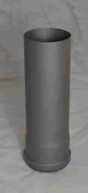 Pelletkachel pijp 25 cm ∅ 80mm Kleur ANTRACIET #CAM124724