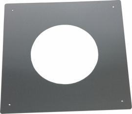 DW/Ø250mm  Brandseparatieplaat plat  #DH119420