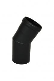 Pelletpijp 80 mm bocht 30° #19-230