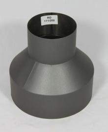 Verloopstuk 111 - 200 grijs