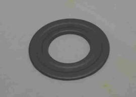 Pellet rozet  80mm Kleur ANTRACIET  #CAM124727