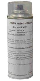 Spuitbus GRIJS/ ANTRACIET Metal nl22