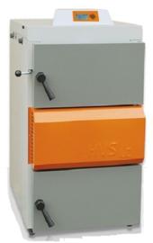 Houtvergasser HVS LC 16 kW met Lambdasonde