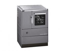 Haas+Sohn cooker HSD 60.5 Antraciet